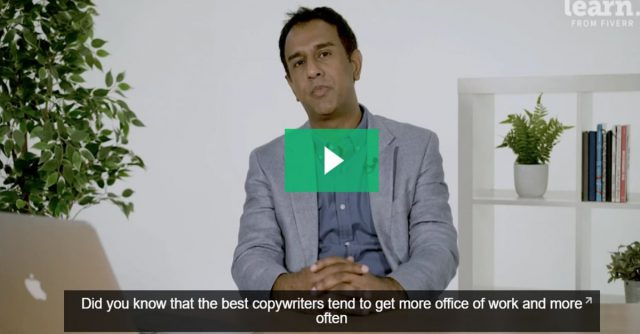 Master Your Copywriting Fiverr Courses